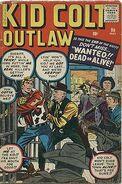Kid Colt Outlaw Vol 1 90
