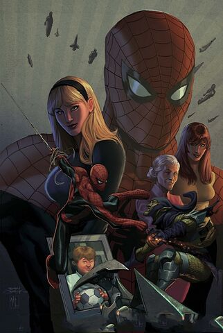 File:What If? Spider-Man House of M Vol 1 1 Textless.jpg