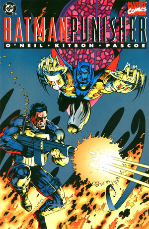 Batman and Punisher Lake of Fire Vol 1 1