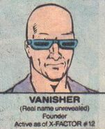 Official Handbook of the Marvel Universe Vol 3 3 page 04 Vanisher (Earth-616)
