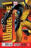 Savage Wolverine Vol 1 1 Quesada Variant