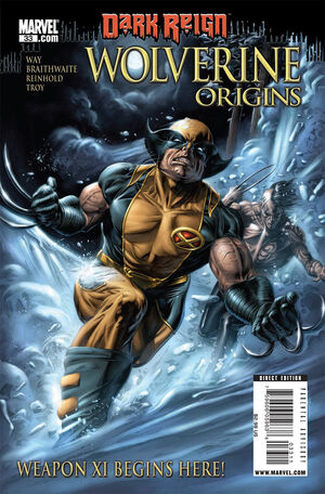 Wolverine Origins Vol 1 33