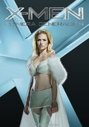 Emma Frost (First Class) Poster