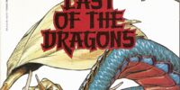 Last of the Dragons Vol 1