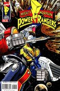 Saban's Mighty Morphin Power Rangers Vol 1 7