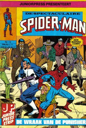 Spectaculaire Spiderman 12