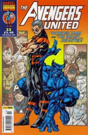 Avengers United Vol 1 22