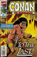 Conan the Barbarian The Usurper Vol 1 3