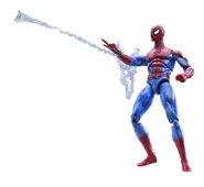 Peter Parker (Earth-616) from Marvel Universe (Toys) Series I Wave I 0001
