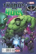 Thanos vs. Hulk Vol 1 2