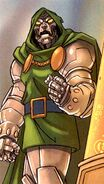 Doombot from Marvel Age Spider-Man Vol 1 4 001