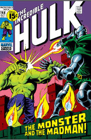 Incredible Hulk Vol 1 144
