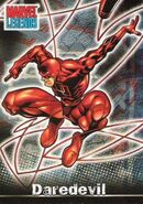 Matthew Murdock (Earth-616) from Marvel Legends (Trading Cards) 0001
