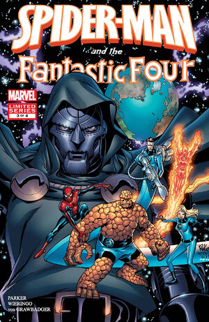 Spider-Man and the Fantastic Four Vol 1 3