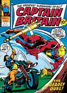 Captain Britain Vol 1 38