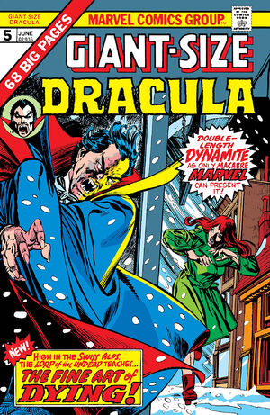 Giant-Size Dracula Vol 1 5