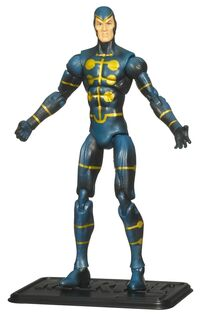 James Madrox (Earth-616) from Marvel Universe (Toys) Series 2 Wave X 0001