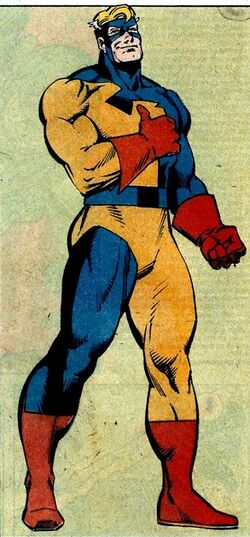 Jerome Johnson (Earth-616) from Official Handbook of the Marvel Universe Vol 3 6 0001