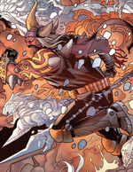 Meruda (Earth-616) from Amazing X-Men Annual Vol 2 1 001
