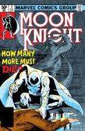 Moon Knight Vol 1 2