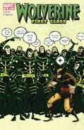 Wolverine First Class Vol 1 18