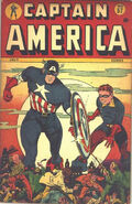 Captain America Comics Vol 1 57