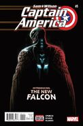 Captain America Sam Wilson Vol 1 5