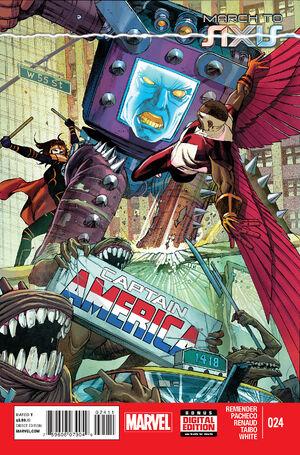 Captain America Vol 7 24