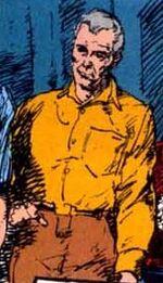 Eugene Strange (Earth-616) from Doctor Strange, Sorcerer Supreme Vol 1 45 0001