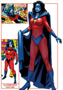Minn-Erva (Earth-616) from Avengers Roll Call Vol 1 1 0001