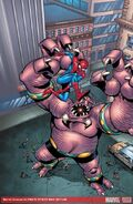 Marvel Universe Ultimate Spider-Man Vol 1 9 Textless