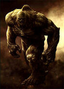 The Incredible Hulk - Abomination Concept Art 006