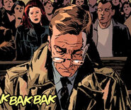 Ben Urich (Earth-523001) from What If Karen Page Had Lived? Vol 1 1 0001