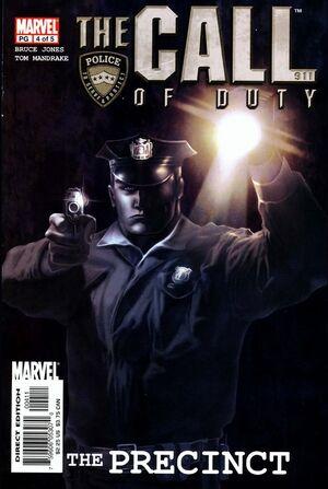 Call of Duty The Precinct Vol 1 4