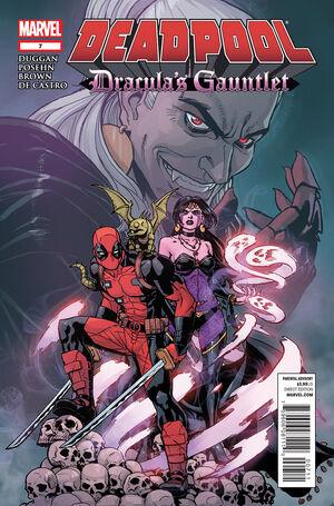 Deadpool Dracula's Gauntlet Vol 1 7