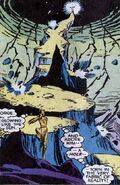 Forge gebruikt zijn magie (X-Men -224)