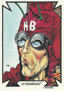 Buchanan Mitty (Earth-616) from Todd Macfarlane (Trading Cards) 0001