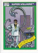 Otto Octavius (Earth-616) from Marvel Universe Cards Series I 0001