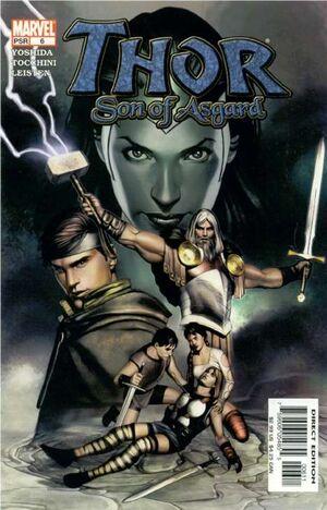 Thor Son of Asgard Vol 1 6