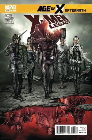 X-Men Legacy Vol 1 248