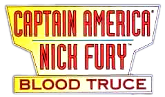 File:Captain America Nick Fury Blood Truce (1995) logo.png