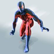 Flipside (Earth-TRN376) from The Amazing Spider-Man 2 (2014 video game) 001