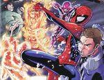 Frightful Four (Earth-9411) Spectacular Spider-Man (UK) Vol 1 187