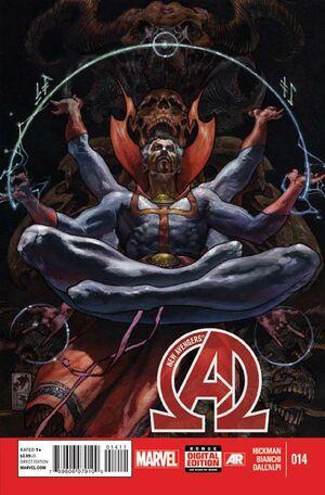 New Avengers Vol 3 14