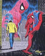 Spider-Man No More John Romita Sr. Original Art