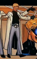 Susan Storm (Earth-60166) from Fantastic Four the Wedding Special Vol 1 1