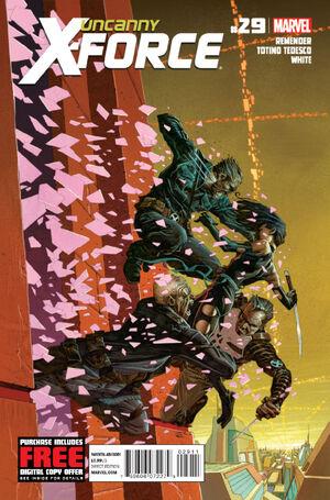 Uncanny X-Force Vol 1 29