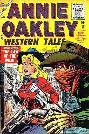 Annie Oakley Vol 1 10