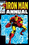 Iron Man Annual Vol 1 6