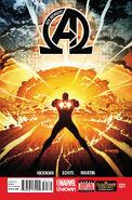 New Avengers Vol 3 21